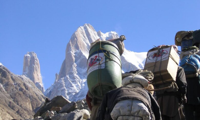 11 Karakorum Towers 4th stage 1280x960