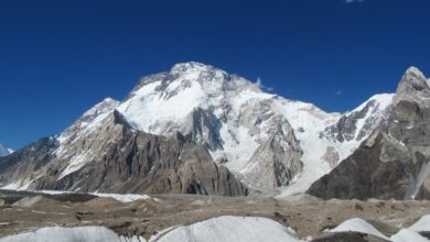 22 Broad Peak from Concordia 6th stage 1280x960